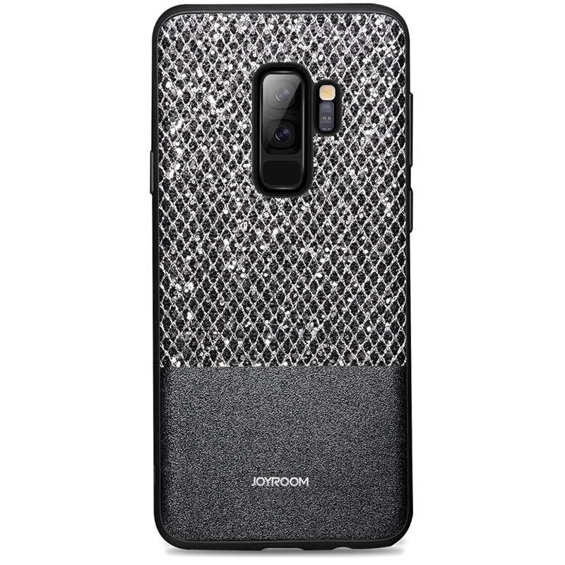 "Galaxy S9+ - Coque JOYROOM ""Dazzling Series"" - Revêtement à Paillettes"