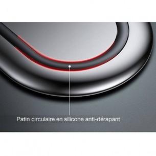 Double Chargeur Qi BASEUS WiC1 - 5/7,5/10W - Rechargement Sans Fil Induction Universelle
