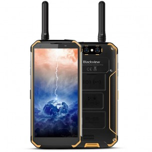 Smartphone 4G TriProof BLACKVIEW BV9500 Pro Écran 5,7' FHD+ OctaCore Ram 6GB Rom 128GB WiFi Bluetooth NFC Batterie 10000mAh
