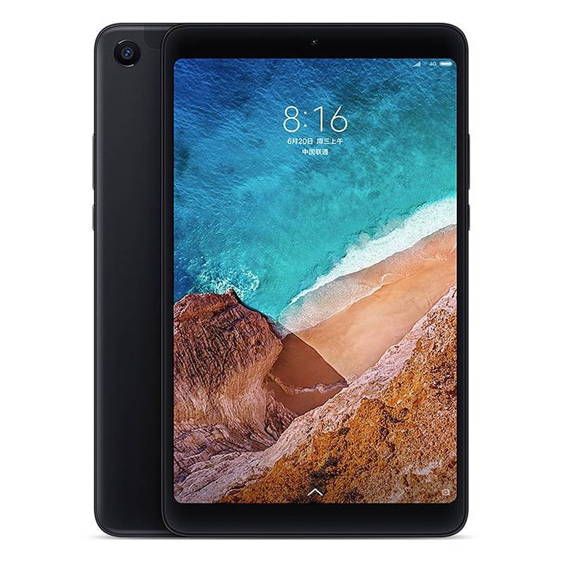 "Tablette 4G XIAOMI MiPad 4 Écran 8"" FHD - Android 8.1 Intel OctaCore 2,2Ghz Ram 4GB Rom 64GB WiFi Bluetooth Photo 13Mo"