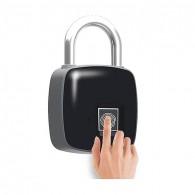 Cadenas Biométrique à Empreintes Digitales - Etanche IP66