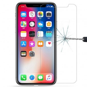 iPhone X/XS - Protection d'Écran Ultra-Thin en Verre Trempé NILLKIN H+ PRO - 0,2 mm - Anti-Rayure - Anti-Casse
