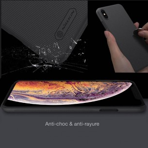"iPhone XS Max - Coque NILLKIN ""Frosted"" Ultra-Slim"