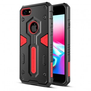 "iPhone 7 & 8 - Coque NILLKIN ""Defender"" - Double Matière Bicolore"