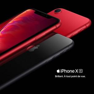 iPhone XR - Version Nano SIM + eSIM - ROM 64GB / 128GB / 256GB