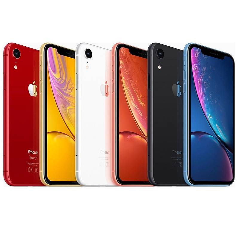 APPLE iPhone XR - Version Nano SIM + eSIM - ROM 64GB / 128GB / 256GB