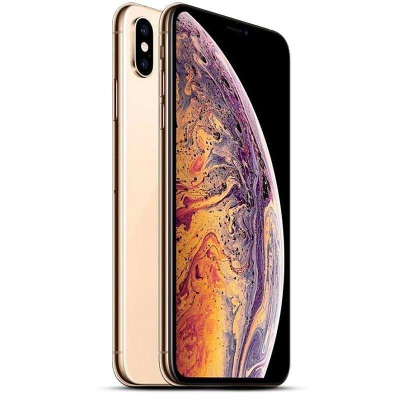 APPLE iPhone XS Max - Version Nano SIM + eSIM - ROM 64GB / 256GB / 512GB