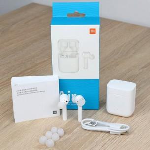 Écouteurs Bluetooth XIAOMI Air - Microphone Intégré - Chargeur inclus