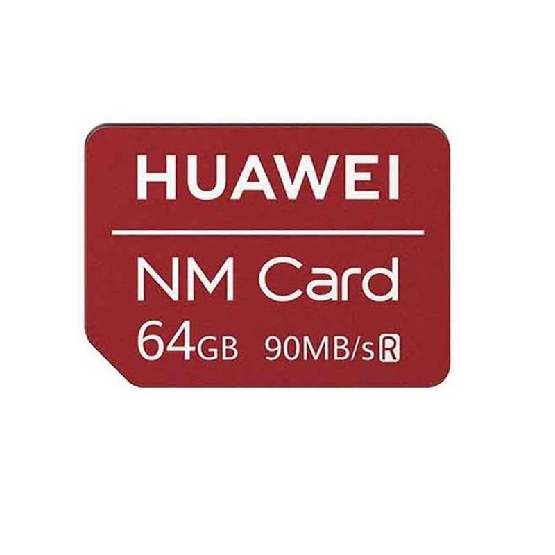 Carte Mémoire HUAWEI NM Card 64GB - Vitesse 90Mo/s