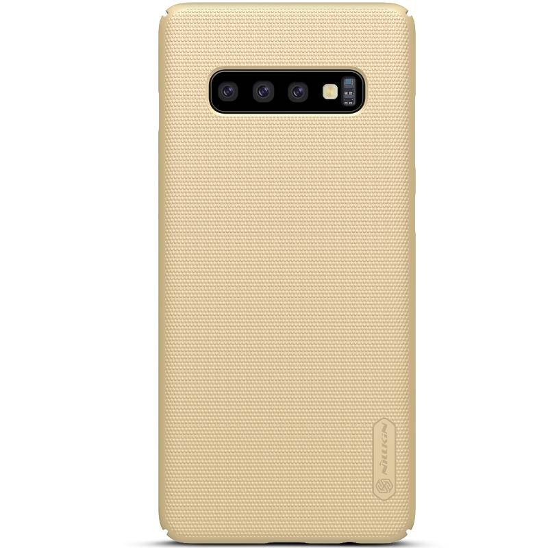 """Galaxy S10 Plus - Coque NILLKIN """"Frosted"""" Ultra-Slim"""