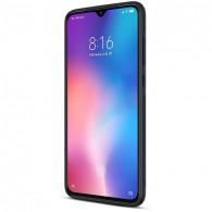 Xiaomi Mi9 - Coque NILLKIN Double Matière Silicone & Fibre de Nylon