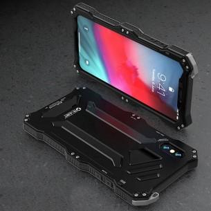 IPhone XS Max - Coque Anti-Choc R-JUST GUMDAM - Etanche IP54