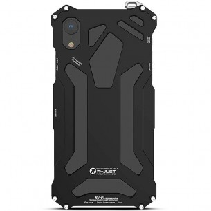 IPhone XR - Coque Anti-Choc R-JUST GUMDAM - Etanche IP54