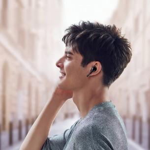 Écouteurs Bluetooth HUAWEI FreeBuds - Avec Boîtier Chargeur USB-C