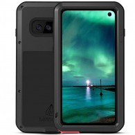 Galaxy S10 - Coque LOVEMEI Powerful - Anti-choc - Anti-Poussière - Etanche Projection d'Eau