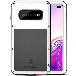 Galaxy S10 Plus - Coque LOVEMEI Powerful - Anti-choc - Anti-Poussière - Etanche Projection d'Eau