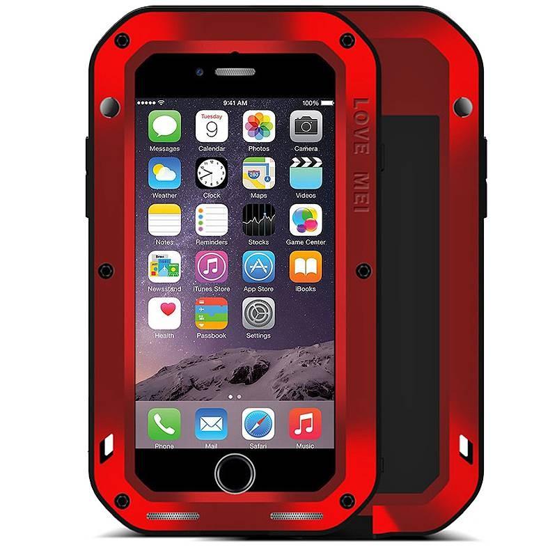 iPhone 7 Plus & 8 Plus - Coque LOVEMEI Powerful - Anti-choc - Anti-Poussière - Etanche Projection d'Eau
