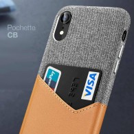 iPhone XR - Coque CB ESR Metro Series