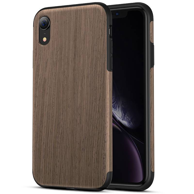 coque iphone xr feuille