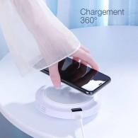 Chargeur induction JOYROOM A16 -  18 Watts - Avec Indicateur de Charge LED