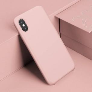 iPhone XS Max - Coque BASEUS Silicone Liquid Series