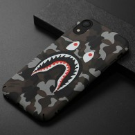 iPhone XR - Coque avec Motif Monstre Phosphorescent