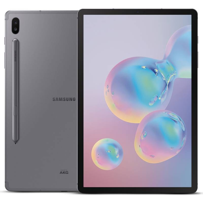 Tablette SAMSUNG Galaxy Tab S6 WiFi - Écran Super AMOLED 10,5' RAM 6GB ROM 128GB