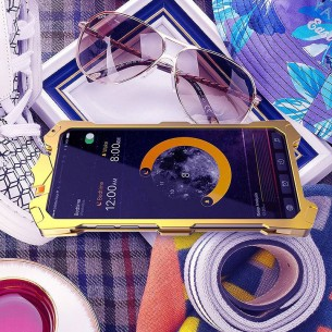 IPhone XS Max - Coque ZIMON Thor en Alliage d'Aluminium