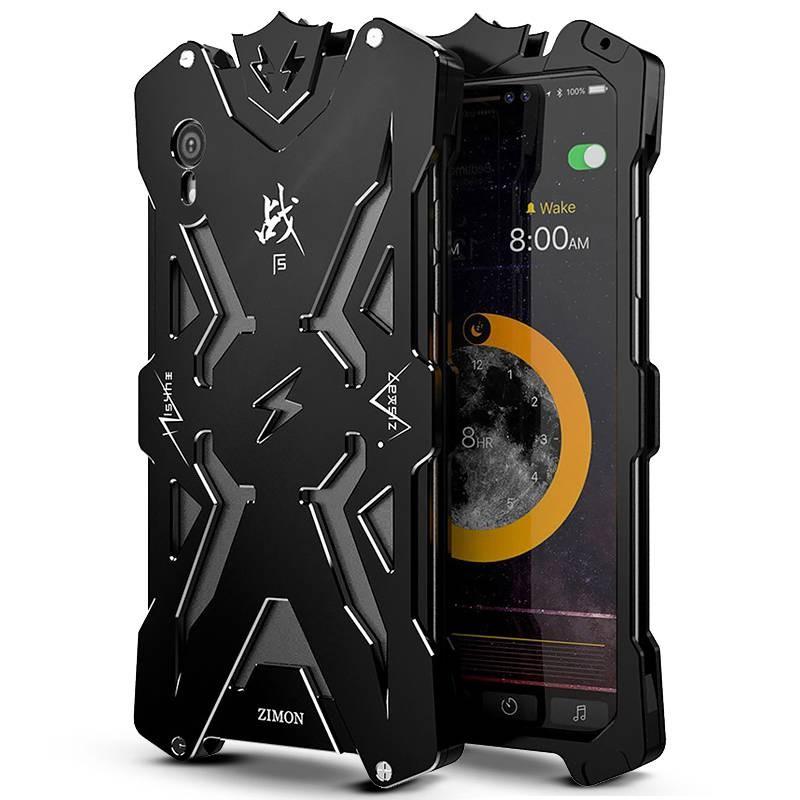 IPhone XR - Coque ZIMON Thor en Alliage d'Aluminium