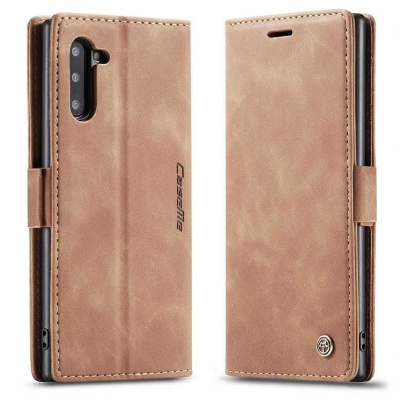 Galaxy Note 10 - Étui Portefeuille CaseMe - Pochettes CB - Inclinable