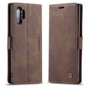 Galaxy Note 10 Plus - Étui Portefeuille CaseMe - Pochettes CB - Inclinable