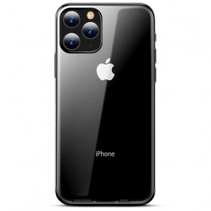 iPhone 11 Pro - Coque TOTU Design Transparente en Silicone Souple