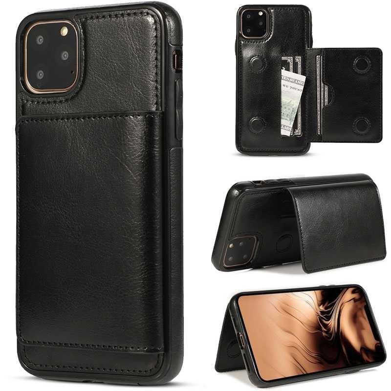 iPhone 11 Pro - Coque avec Pochette CB  Intégrée
