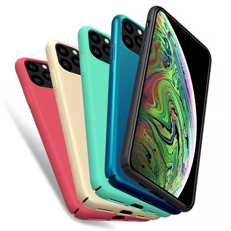 "iPhone 11 Pro Max - Coque NILLKIN ""Frosted"" Ultra-Slim"