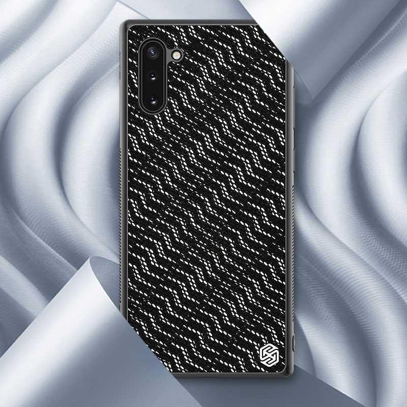 "Galaxy Note 10 - Coque NILLKIN Twinkle - Motif ""Géométrique"""