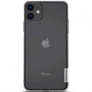 "iPhone 11 - Coque TPU NILLKIN ""Nature"" Transparente"