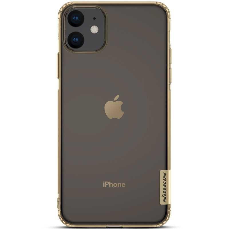 """iPhone 11 - Coque TPU NILLKIN """"Nature"""" Transparente"""