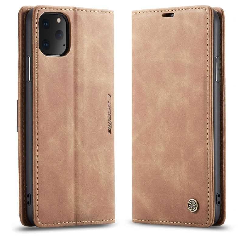 iPhone 11 Pro - Étui Portefeuille CaseMe avec Pochettes CB