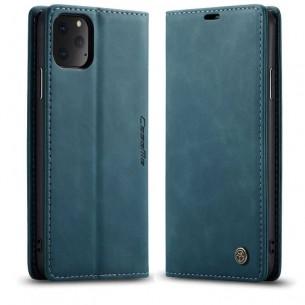 iPhone 11 Pro Max - Étui Portefeuille CaseMe avec Pochettes CB