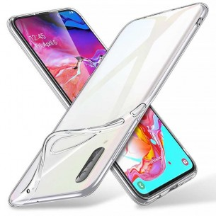 Galaxy A70 - Coque ESR Essentiel Zero Series - TPU Transparent