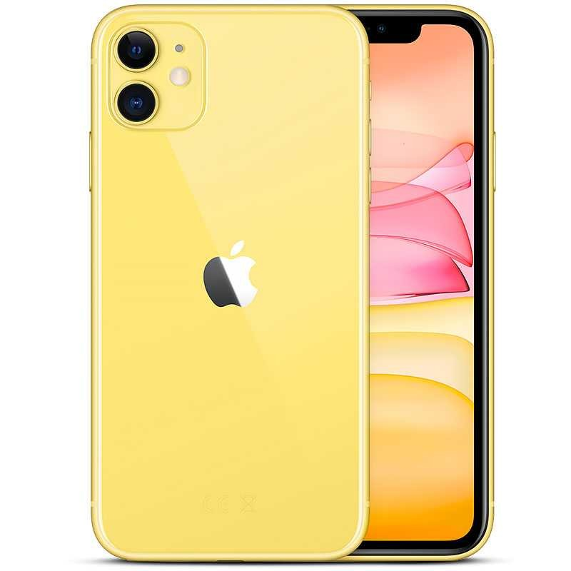 APPLE iPhone 11 - Version Double Nano SIM - ROM 64GB / 128GB / 256GB