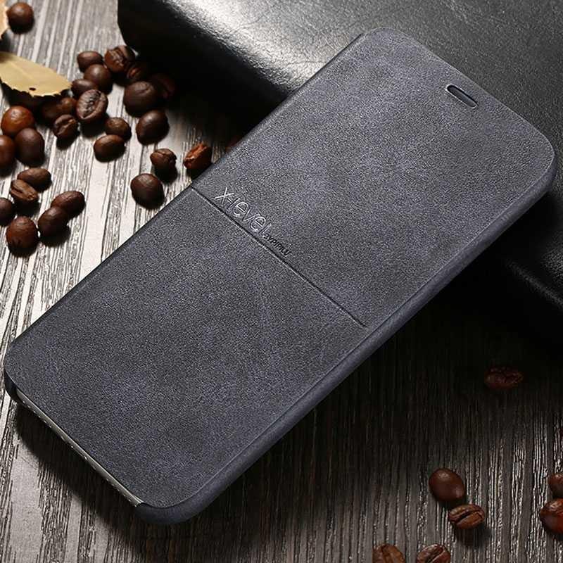 iPhone 11 Pro Max - Étui Vintage X-LEVEL Extreme Series