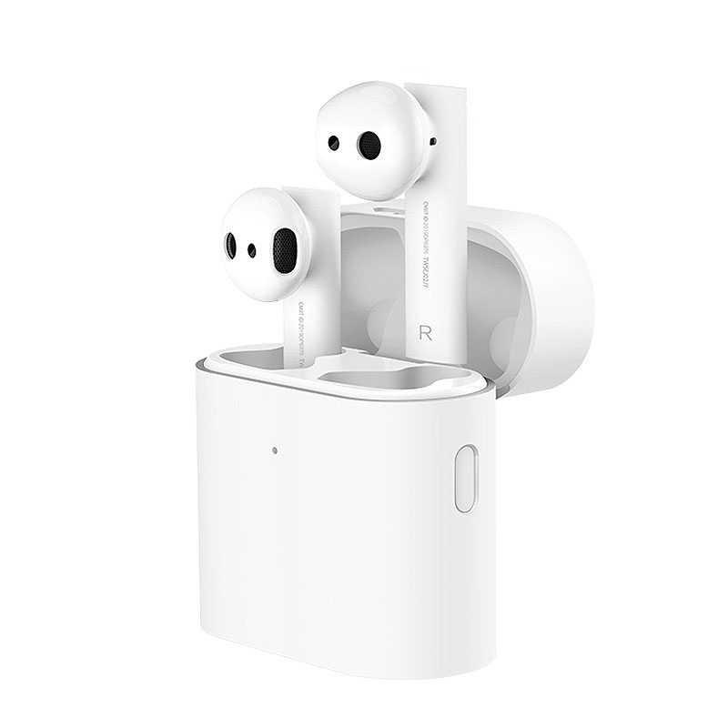 Écouteurs Bluetooth XIAOMI Air 2 - Qualité Audio LHDC - Réduction du Bruit Ambiant - Boîtier Chargeur Inclus
