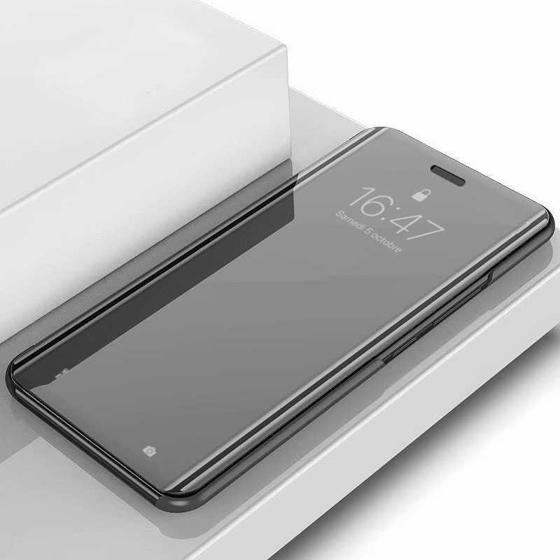 iPhone 11 - Étui Flip Cover Miroir