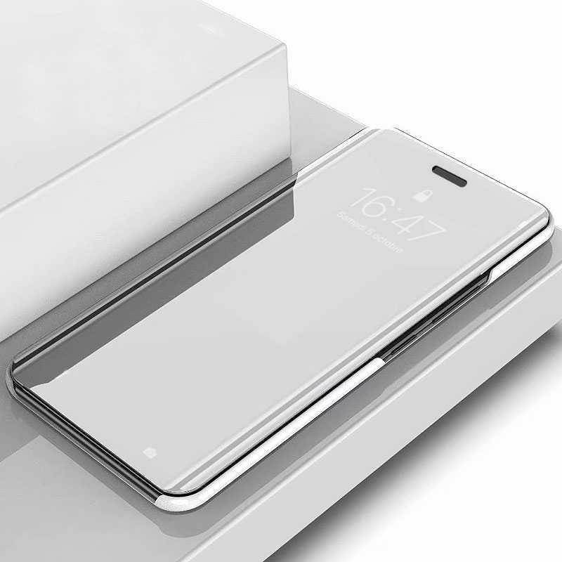 iPhone 11 Pro - Étui Flip Cover Miroir