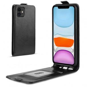 iPhone 11 - Étui Vertical avec Pochettes CB