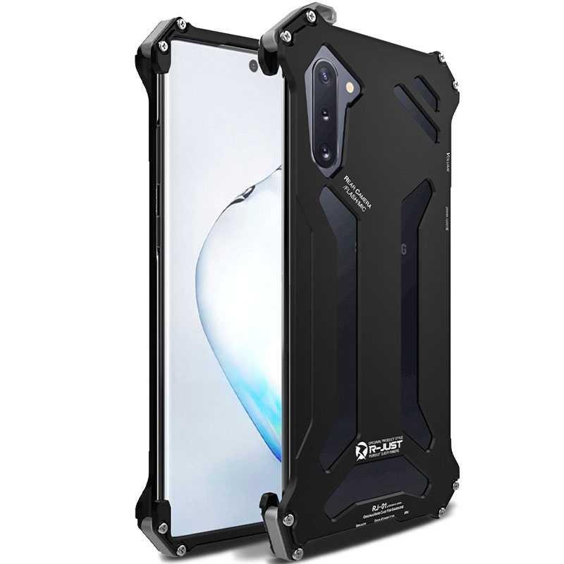 Galaxy Note 10 - Coque Anti-Choc R-JUST Armor RJ-01