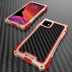 iPhone 11 - Coque Anti-Choc R-JUST Amira Series