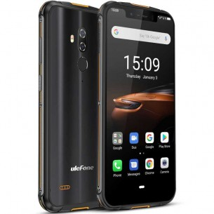 Smartphone 4G Tri-Proof ULEFONE Armor 5S - Écran 5,85' HD OctaCore Ram 4GB Rom 64GB WiFi Bluetooth NFC Batterie 5000mAh