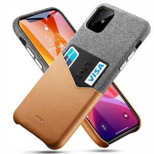 iPhone 11 - Coque CB ESR Metro Wallet Series